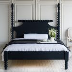 Gwendoline Spindle Bed, Low Footboard by The Beautiful Bed Company