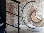 Hanging Chair by Concept Suspendu: place of relaxation #gard...- Hanging Chair b...