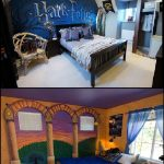 Harry Potter Themed Bedroom Ideas - #awesome #Bedroom #Harry #Ideas #Potter