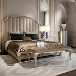 High End Italian Upholstered Storage Bed - Juliettes Interiors