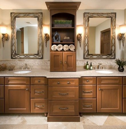 His and Hers Bathroom – Contemporary Solutions and Ideas