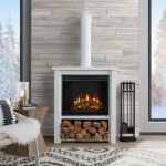 Hollis Electric Fireplace