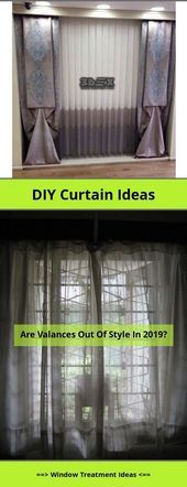 Homemade bed curtains and no-sew, inexpensive, long curtains made from sheets. r…