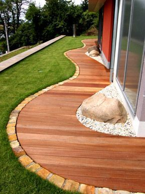Hottest Free of Charge Garden Patio curved Tips There's a great consider on th…