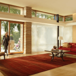 Hottest Pictures stylish Vertical Blinds Concepts Blinds really are a great styl...