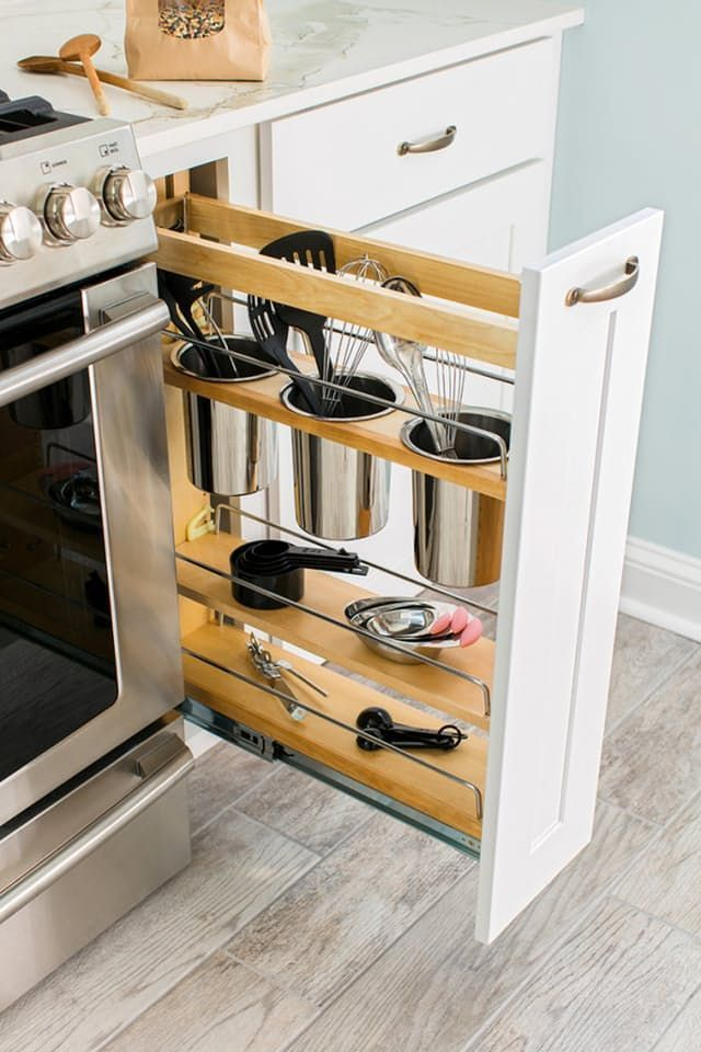 How Do You Maximize Your Space in a Small Kitchen?