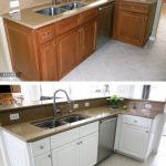 How I transformed my kitchen with paint