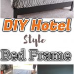 How To Build DIY Bed Frames