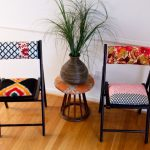 How To: DIY Upholstered Folding Chairs