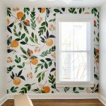 How To Install A Removable Wallpaper Mural | Young House Love