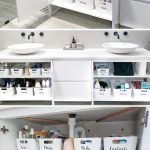 How To Organize Your Bathroom Cupboard - New Ideas
