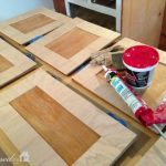How To Update Kitchen Cabinet Doors On A Dime! | My Blessed Life™
