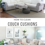 How to Clean Couch Cushions in FOUR Easy Steps | The DIY Playbook