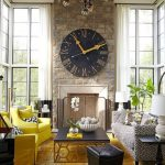 How to Decorate with Large Clocks (and my favourite oversized clocks)