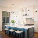 How to Install Recessed Lighting in your Kitchen - Painted Furniture Ideas