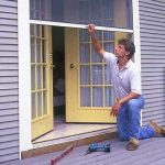How to Install a Retractable Screen Door - My Blog