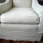 How to Make Arm Chair Slipcovers for Less Than $30