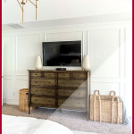 How to mix and match bedroom furniture with a metal bedroom dresser bedroomfurni...