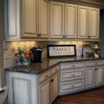 How to paint antique white kitchen cabinets - Home Decor