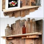 Ideas and suggestions on how to build a shelf of pallets yourself | Lifestyle Trends & Tips