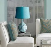 Image result for green table lamp shade,  #green #greenmarbletablelivingroom #Image #Lamp #re…