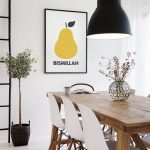 Instant Download! Bismillah Eat Islamic Dua. Scandinavian Rustic Design. Digital Download DIY