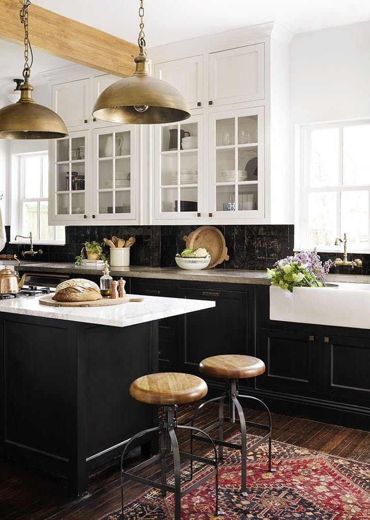 Joanna Gaines's Genius Trick for Faking a High-End Kitchen