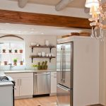 Kitchen Shelves: Floating, Pull Out, and Wall Mounted Shelf Ideas