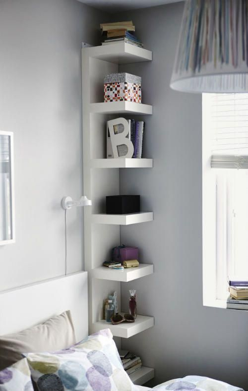 LACK Wall shelf unit – white – IKEA