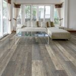 LifeProof Take Home Sample - Metropolitan Oak Luxury Vinyl Flooring - 4 in. x 4 in.-1001148103 - The Home Depot