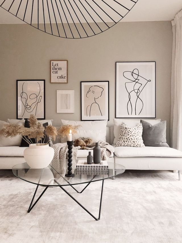 Living rooms are often the center of our social life. A special place that hosts… – pickndecor.com/design