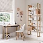 Looking for home office design ideas? Be inspired by this modern home office wit...