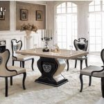 Luxury Dining Table And Chairs Upholstery For Decor,  #Chairs #Decor #Dining #Lu...
