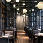 Luxury hotels and restaurants are an inspiration for every project or design ide...