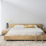 Madra Bed - Oak