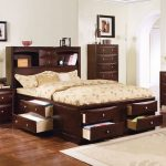 Manhattan Storage Bed (Espresso)