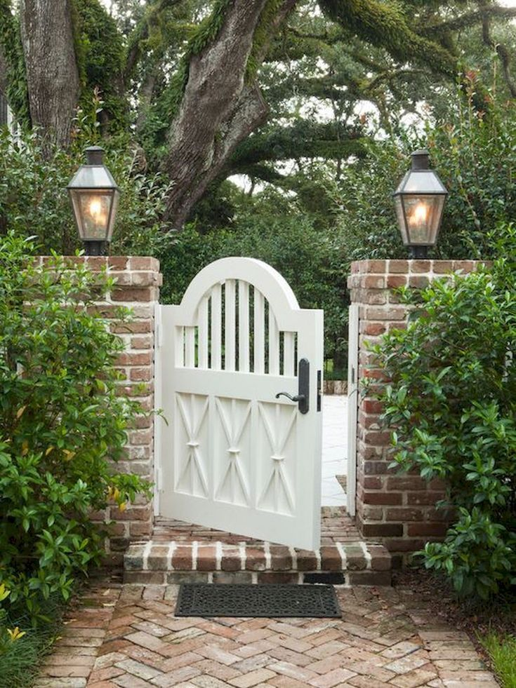 Most Noticeable Ways to Create a Backyard Gateway – Home to Z
