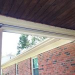 Neat idea - use plumbing pipe for a curtain rod. From 'DIY Outdoor Curtain How T...