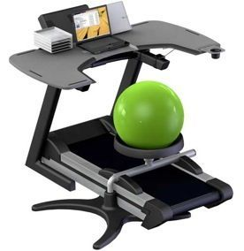 Now I want this! Sitting all day is so bad for you…If you cant do a standing d…