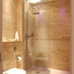 OPEN SHOWER/NO DOOR --Love the Interior Design and Told Color scheme~ Aquaproof ...