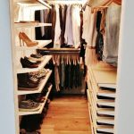 Okay, this is a closet in the real world, and I like it. Elfa closet from Contai...