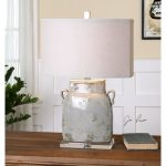 "One Allium Way Robertson 25.25"" Table Lamp 