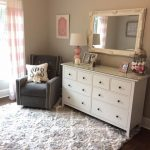 Pale Pink, White, and Gray Classic Nursery - Project Nursery