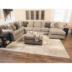 Pantomine 4 Piece Sectional with RAF Chaise