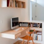 Photo (the inspiration dose)   Home Office Furniture Desk   Office In Living Room   Ikea Wall...