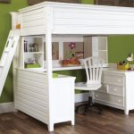 Recreate a Boring Bedroom by Loft Bed with Drawers