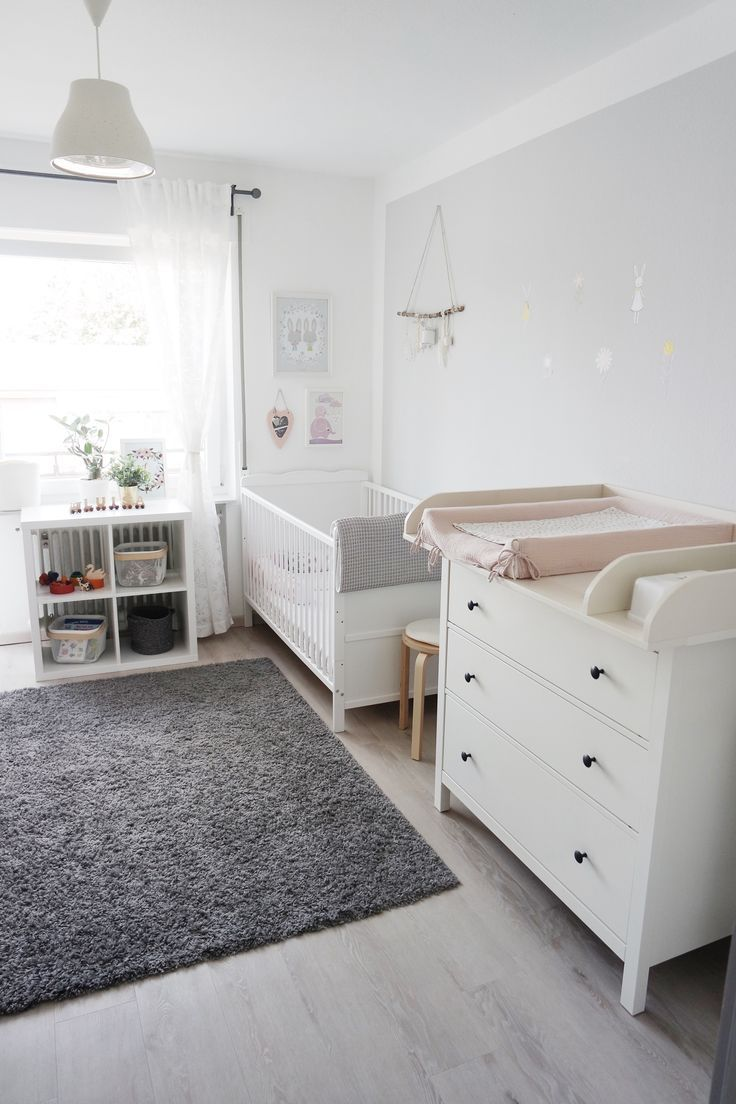 Ros   and Grey Girls room Ros   and Grey Girls roo #Girls #Grey #Room #Rose