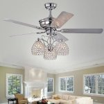 """Rosdorf Park 52"""" Diggs 5 Blade Ceiling Fan with Remote, Light Kit Included 