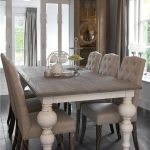 Rustic Upholstered Dining Chairs - Lounge S ... - #Chairs #Dining #Lounge #Rusti...