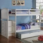 Sandberg Bunk Bed with Trundle and Drawers